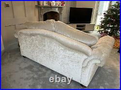 3 Seater Sofa And Wing Chair