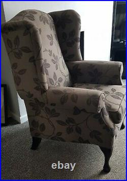Lovely parker knoll Wing Back Chair + free sofa if wanted